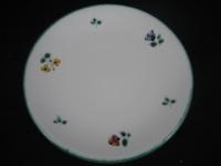 Unterteller für Tee- Kaffeetassen d: 15 cm Gmundner Keramik Streublumen