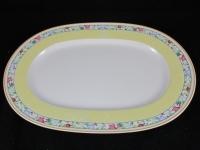 ovale Platte l: 41,5 cm