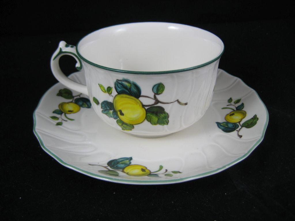 Villeroy und Boch Jamaica Untertasse Untere für Teetasse 15,5 cm