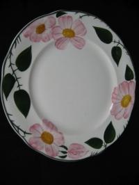 Kuchenteller d: 21 cm  Wildrose