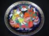 Rosenthal Aladin Sammelteller Nr. 3 III  Aladin trifft den Zauberer