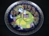 Rosenthal Aladin Sammelteller Nr. 4 IV Aladin im Zaubergarten eingesperrt