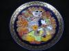 Rosenthal Aladin Sammelteller Nr. 5 V  Der Geist des Ringes fliegt Aladin aus dem Zaubergarten hinaus.