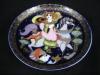 Rosenthal Aladin Sammelteller Nr. 9 IX Aladin reitet hin um sich dem Sultan vorzustellen