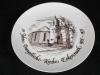 Hutschenreuther Sammelteller 50 Jahre Evangelische Kirche Erkersreuth 1928-1978