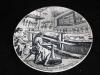 Seltmann Weiden Klempnergesellen im 18. Jahrhundert Sammelteller