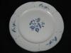 Kuchenteller d: 21 cm Val Bleu, zerkratzt