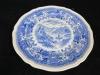 Brotteller d: 16 cm Burgenland blau