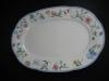 ovale Platte l: 32 cm Mariposa