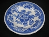 Suppenteller Fasan blau