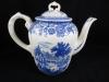 Kaffeekanne h: 18 cm Burgenland blau