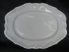 Platte oval l: 37 cm Manoir