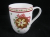Kaffeebecher mit braunem Lebkuchen Winter Bakery, Toys Delight