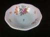 Schüssel d: 23 cm Sommerblumenstrauss mit Perlrand