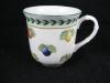 Kaffeebecher d: 8,5 cm, h: 9 cm French Garden Fleurence