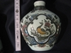 Vase h: 12 cm Paon