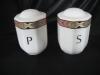 Salz- und Pfefferstreuer 2 Streuer