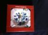 Aschenbecher OVP  Phönix blau