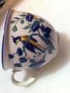 Espressotasse Phönix blau