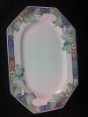 Platte oval Pasadena l: 33,5 cm