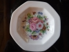 kleiner Teller Limoges, France Blumen Konfektteller d: 12,5 cm