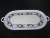 V&B Cadiz oval Platte Kuchenplatte  l: 41 cm b: 19 cm