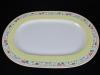 ovale Platte l: 33 cm